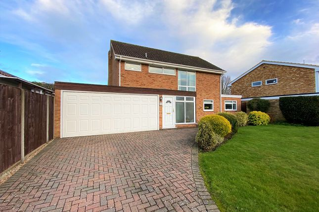 Thumbnail Detached house for sale in Rosemount Drive, Bickley, Bromley