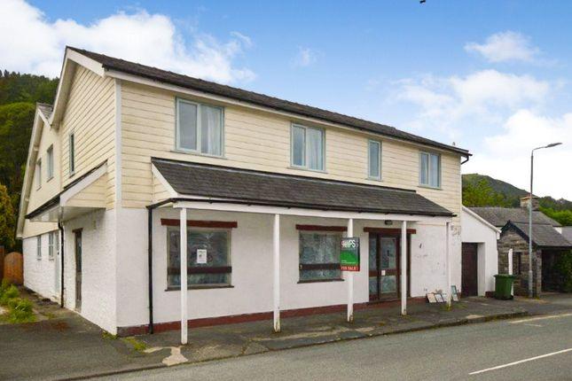 Thumbnail Detached house for sale in Abergynolwyn, Gwynedd