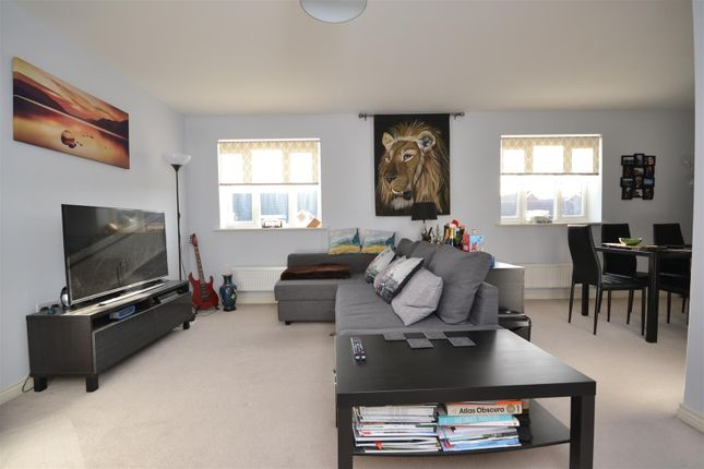 Thumbnail Flat for sale in Dr Torrens Way, New Costessey, Norwich