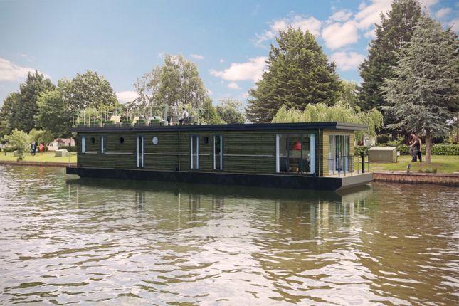 Thumbnail Houseboat for sale in The Moorings At Windsor Riverside, Windsor