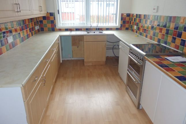 Thumbnail Terraced house to rent in 12 Maple Walk, Elgin