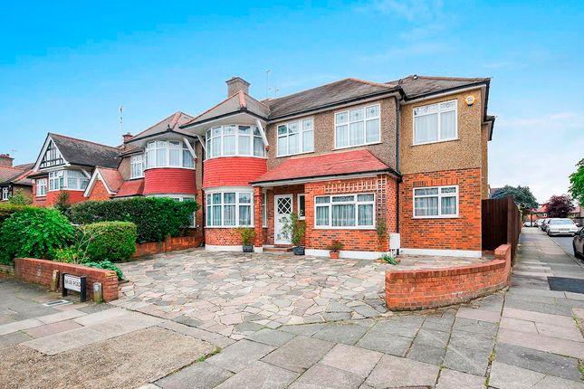 Thumbnail Semi-detached house for sale in Briar Road, Harrow