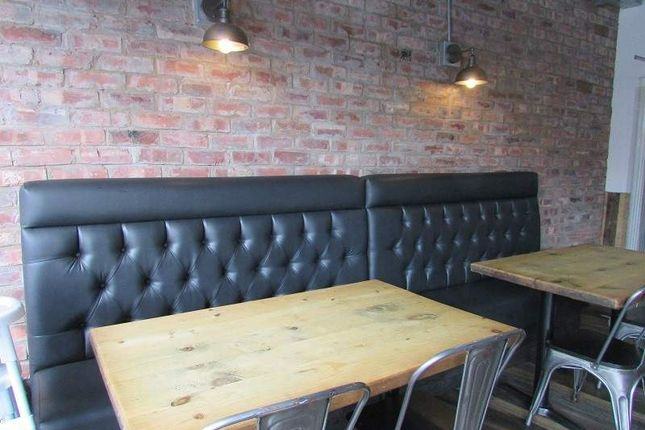 Thumbnail Restaurant/cafe for sale in Liverpool Road, Irlam, Manchester