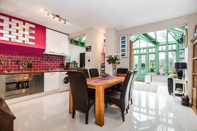 Thumbnail Terraced house for sale in Greenend Road, London