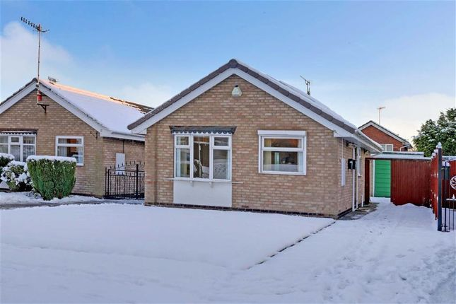 Thumbnail Detached bungalow for sale in Argosy Close, Meir Park, Stoke-On-Trent