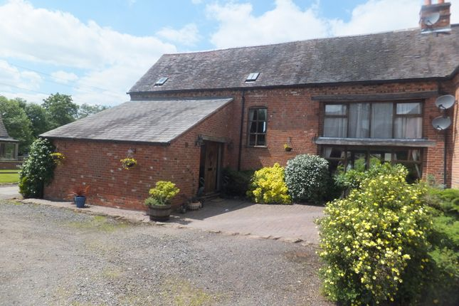 Thumbnail Farmhouse to rent in Slowley Hall, Fillongley