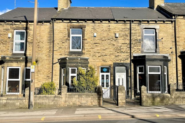 Thumbnail Terraced house for sale in Sheffield Road, Barnsley, South Yorkshire