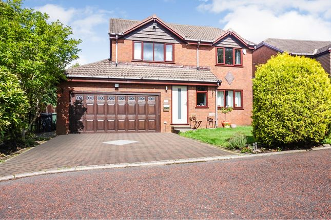 Thumbnail Detached house for sale in Station Road, Hoghton, Preston