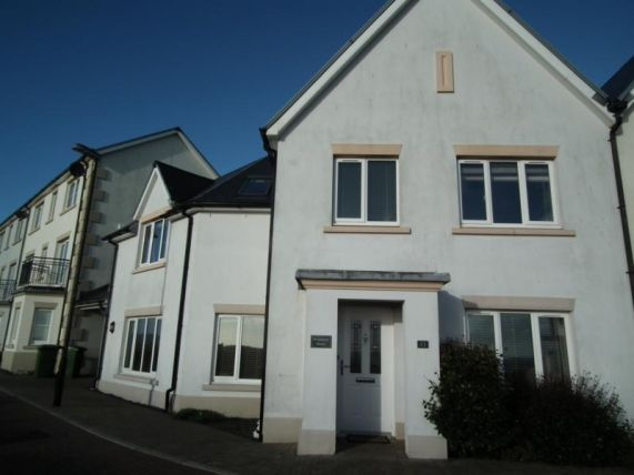 Thumbnail Detached house to rent in Knock Rushen, Scarlett Road, Castletown