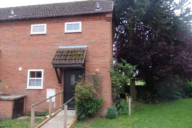 Thumbnail Semi-detached house to rent in Charlton Place, Newbury