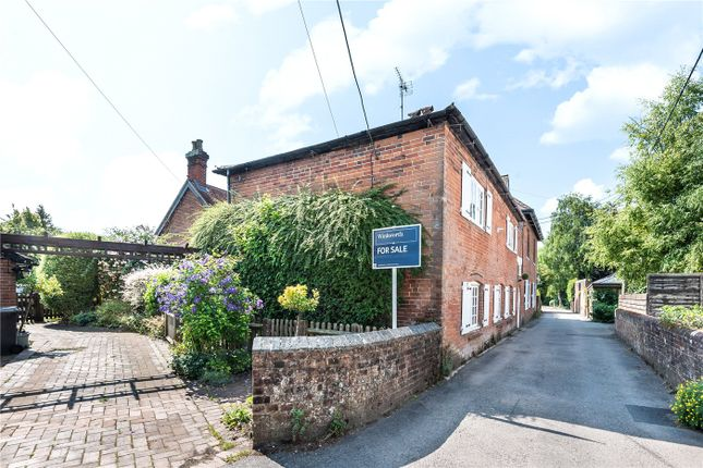 Link-detached house for sale in The Drove, Twyford, Winchester, Hampshire