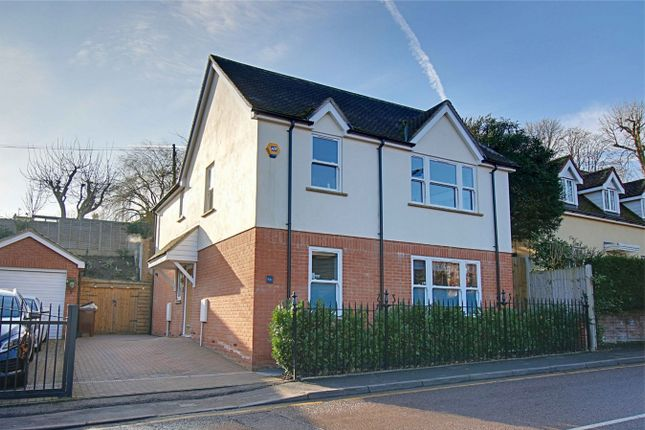 Thumbnail Detached house for sale in Station Road, Sawbridgeworth, Hertfordshire