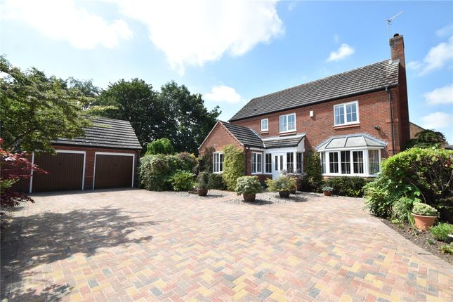 Thumbnail Detached house for sale in Showell Road, Droitwich, Worcestershire
