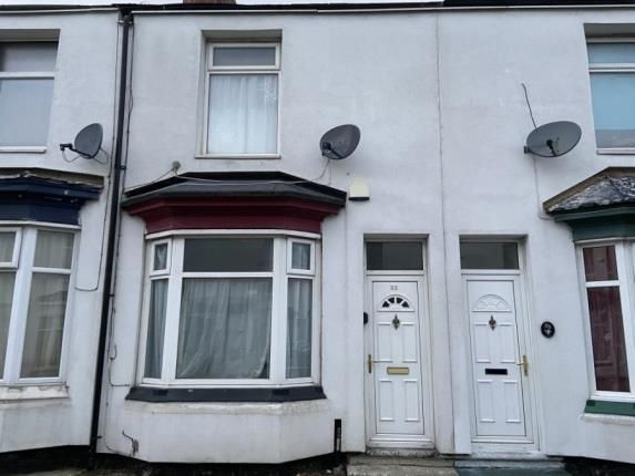 External of Meath Street, Middlesbrough, North Yorkshire TS1
