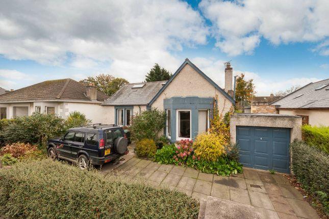 Thumbnail Detached bungalow for sale in 30 Duddingston Crescent, Duddingston