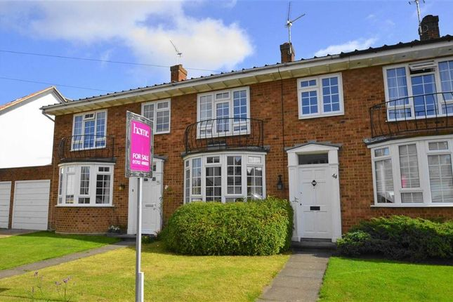 Thumbnail Terraced house for sale in Vernon Road, Leigh-On-Sea, Essex