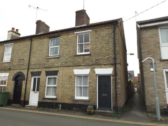 Thumbnail End terrace house for sale in Swaffham, Norfolk