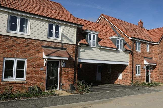 Thumbnail Detached house for sale in The Hopwood V2, Chapel End Road, Houghton Conquest