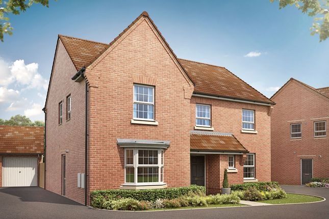 Thumbnail Detached house for sale in Taunton Road, Bishops Lydeard, Taunton