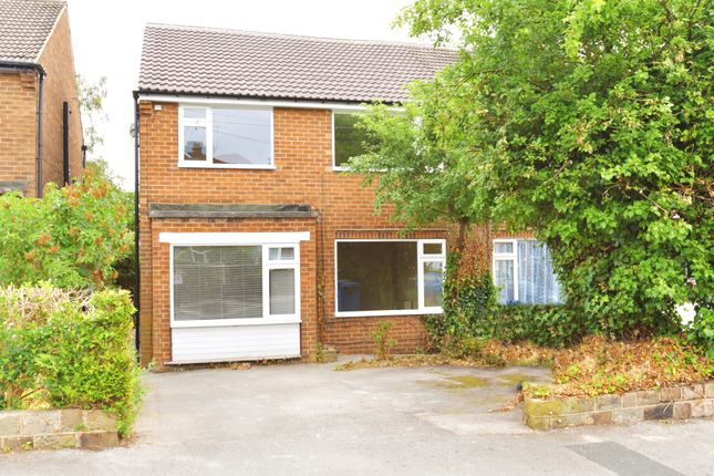 Thumbnail Semi-detached house to rent in Woodfield Road, Harrogate