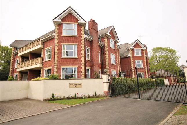 Thumbnail Flat for sale in Witchingham, Adlington Road, Wilmslow