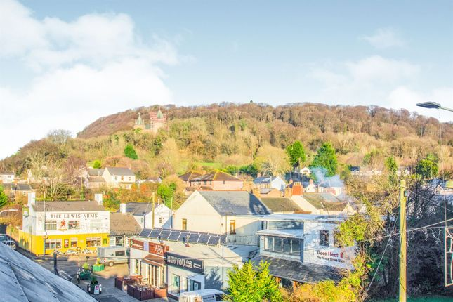 Thumbnail Semi-detached house for sale in Merthyr Road, Tongwynlais, Cardiff