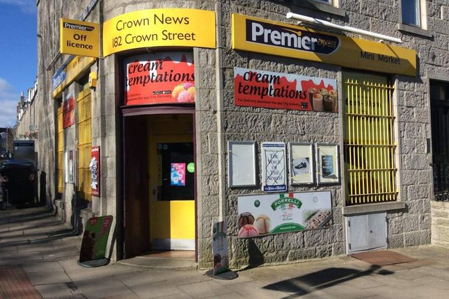 Thumbnail Retail premises for sale in Trinity Court, Crown Street, Aberdeen