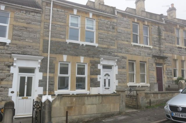 Thumbnail Terraced house to rent in Mayfield Road, Bath