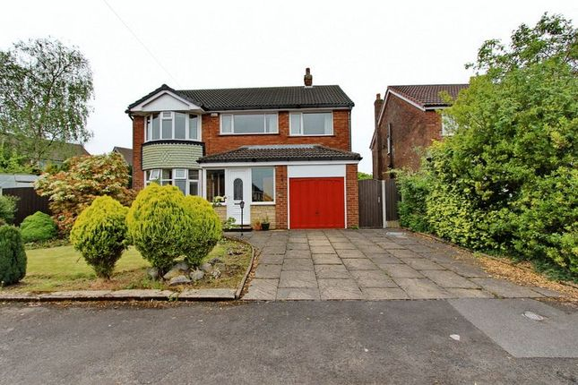 Thumbnail Detached house for sale in Thurston Close, Unsworth, Bury