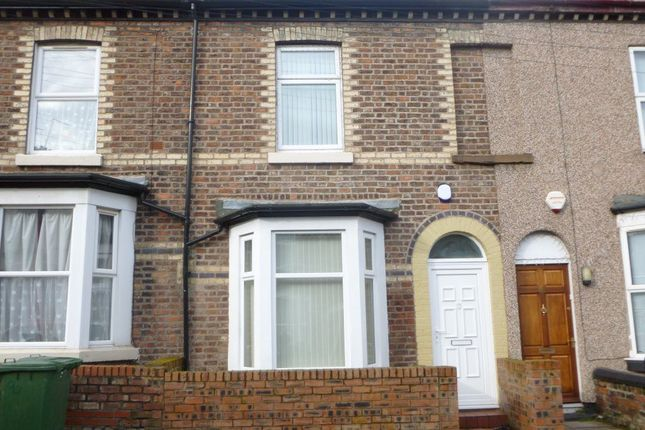 Thumbnail Terraced house to rent in Rodney Street, Tranmere, Birkenhead