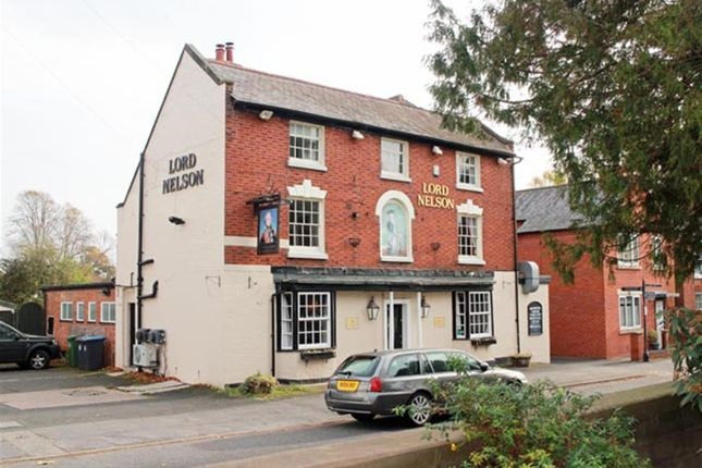 Thumbnail Pub/bar for sale in Lord Nelson B49, Warwickshire
