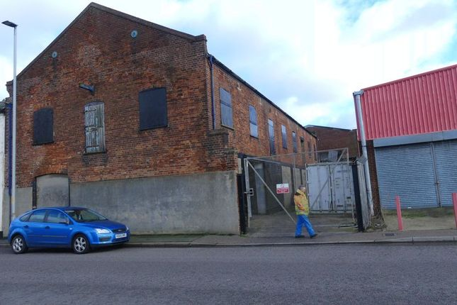 Thumbnail Warehouse for sale in South Denes Road, Great Yarmouth
