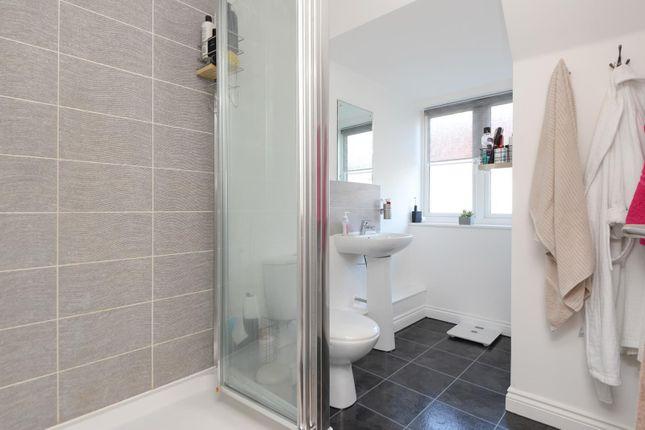 En-Suite of Blandford House, Sir Henry Brackenbury Road, Repton Park, Ashford TN23