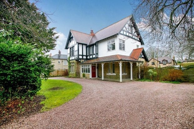 Thumbnail Detached house to rent in White Knowle Road, Buxton