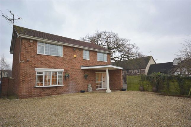 Thumbnail Detached house for sale in Bristol Road, Quedgeley, Gloucester