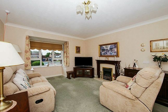 Thumbnail Flat for sale in St. Marys Mews, Greenshaw Drive, Wigginton, York