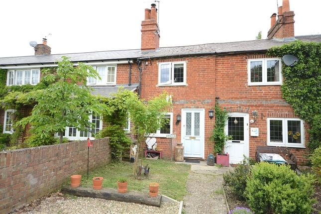 Thumbnail Terraced house for sale in Villa Place, The Street, Swallowfield