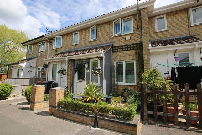 1 bed terraced house for sale in The Hawthorns, Colnbrook, Slough SL3