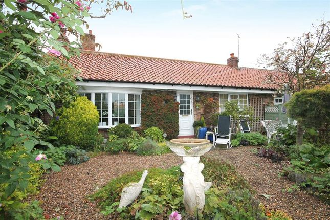 Thumbnail Semi-detached bungalow for sale in Main Street, Thorganby, York