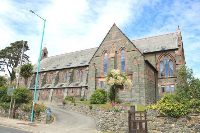 Thumbnail Flat for sale in Ty Criccieth, Porthmadog Road, Criccieth, Gwynedd