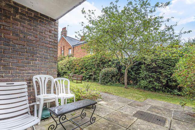 Garden of Osberton Road, Oxford OX2