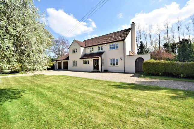 Thumbnail Detached house for sale in Southburgh, Thetford