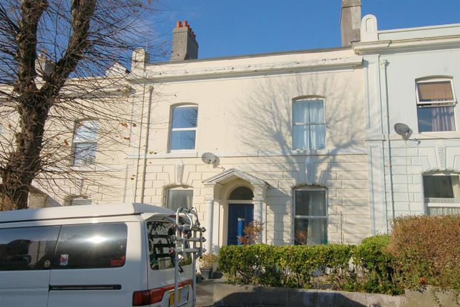 Thumbnail Flat for sale in Haddington Road, Stoke, Plymouth