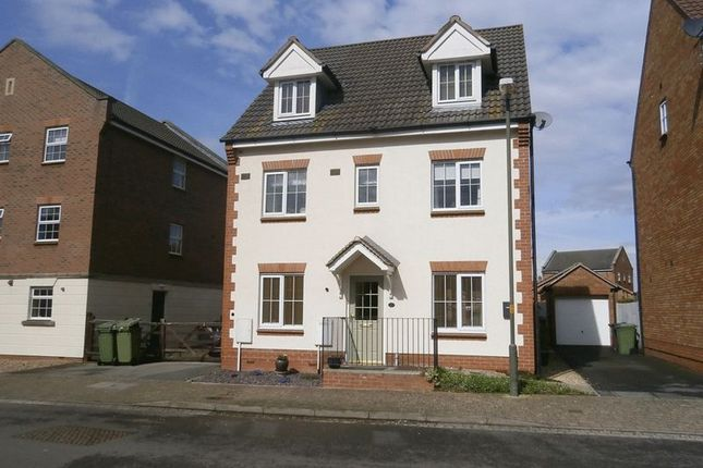 Thumbnail Detached house for sale in Snowdonia Road, Tewkesbury