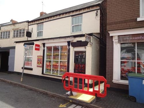 Thumbnail Retail premises for sale in Cannock, Staffordshire