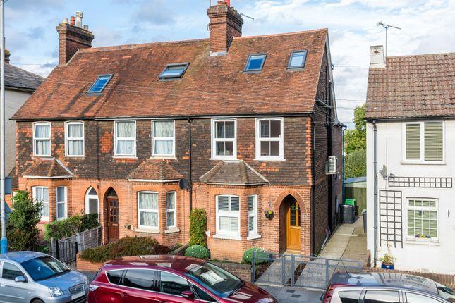 Thumbnail End terrace house for sale in Tonbridge Chambers, Pembury Road, Tonbridge
