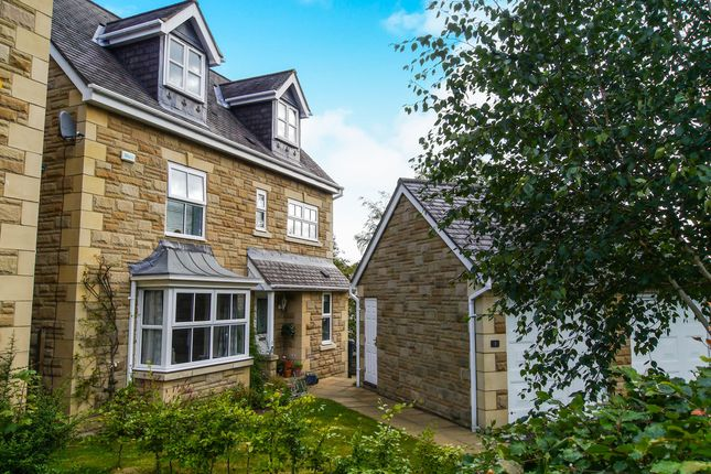 Thumbnail Detached house for sale in Gibson Fields, Hexham