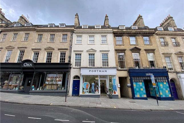 Thumbnail Retail premises to let in 28 Milsom Street, Bath, Bath And North East Somerset