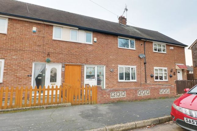 Thumbnail Terraced house for sale in Parkhurst Close, Hull