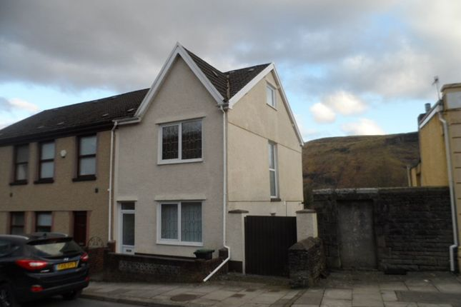 Thumbnail Property to rent in Commercial Street, Ystalyfera, Swansea